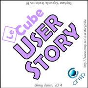Le cube user story
